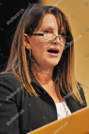 Liberal Democrat Party Conference At The Scottish Exhibition And Conference Centre Glasgow. - Parliamentary Under Secretary Of State For International Development Lynne Featherstone.