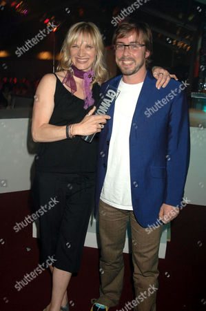 Jo Whiley and Felix Buxton