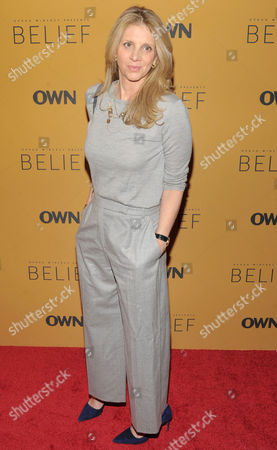 Editorial picture of 'Belief' Seven-Night Television Event Premiere, New York, America - 14 Oct 2015