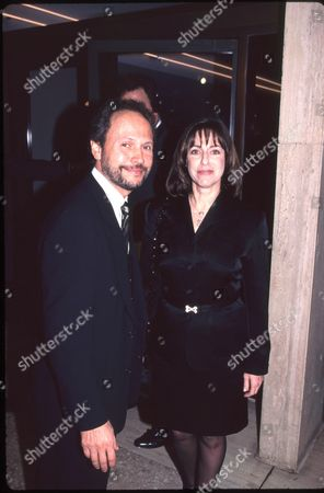 Billy Crystal and Janice Goldfinger