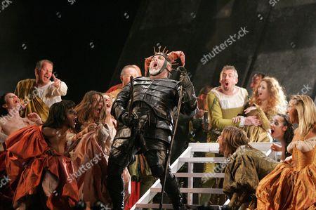'Rigoletto' at the Royal Opera House - Paolo Gavanelli