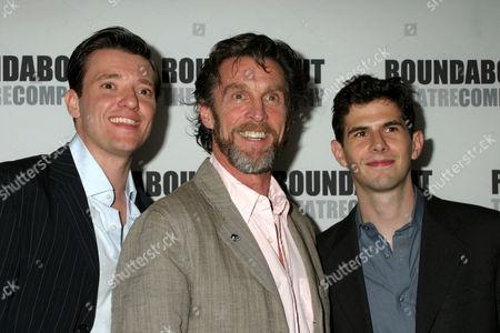 Jason Butler Harner, John Glover, Daniel Eric Gold