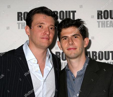 Jason Butler Harner, Daniel Eric Gold