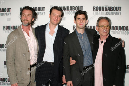 John Glover, Jason Butler Harner, Daniel Eric Gold, Ron Rifkin