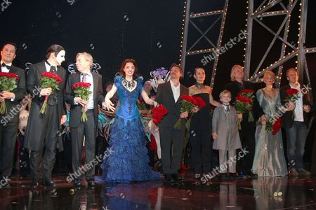 Editorial photo of 'Love Never Dies' musical premiere at the Operettenhaus, Hamburg, Germany - 15 Oct 2015