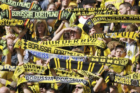 Borussia Dortmund sciarpa Black