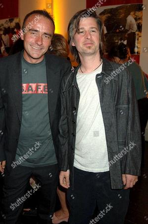 Nick Reding with Jason Starkey