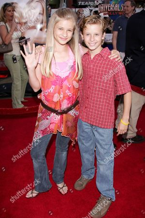 Jenna Boyd and Cayden Boyd