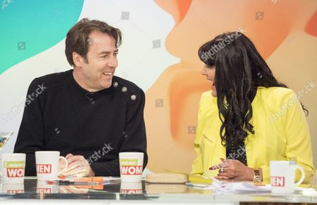 Editorial picture of 'Loose Women' TV Programme, London, Britain - 16 Oct 2015