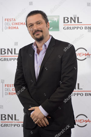 Editorial photo of 'Close Encounters with the Protagonists' photocall, Rome Film Festival, Italy - 16 Oct 2015