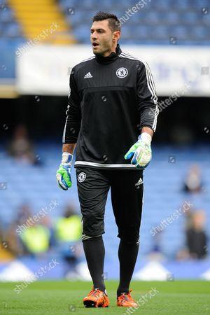 Editorial image of Barclays Premier League 2015/16 Chelsea v Aston Villa Stamford Bridge, Fulham Rd, London, United Kingdom - 17 Oct 2015