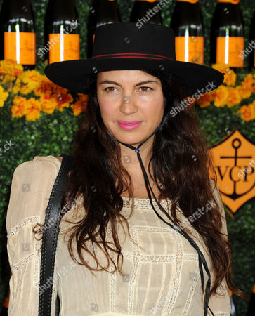 Editorial picture of Veuve Clicquot Polo Classic, Will Rogers State Historic Park, Los Angeles, America - 17 Oct 2015