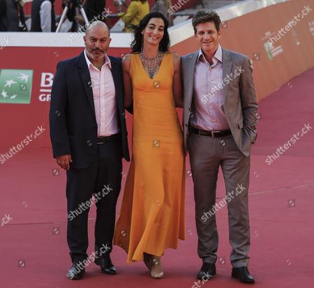 Lior Raz, Laetitia Eido, Assaf Bernstein
