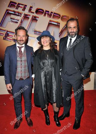 Yorgos Pyrpassopoulos, Athina Rachel Tsangari & Panos Koronis