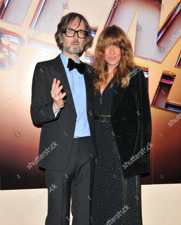 Jarvis Cocker & Kim Sion