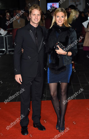 Sam Branson and Isabella Calthorpe