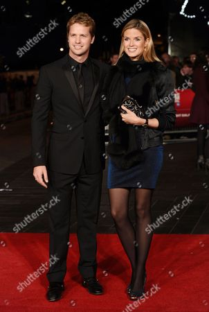 Sam Branson and Isabella Calthorpe