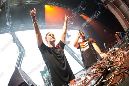 Editorial photo of DJ Magazine Top 100 DJs Poll Party, Brixton Academy, London, Britain - 18 Oct 2015
