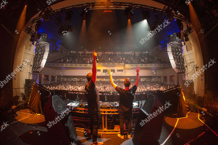 Editorial picture of DJ Magazine Top 100 DJs Poll Party, Brixton Academy, London, Britain - 18 Oct 2015