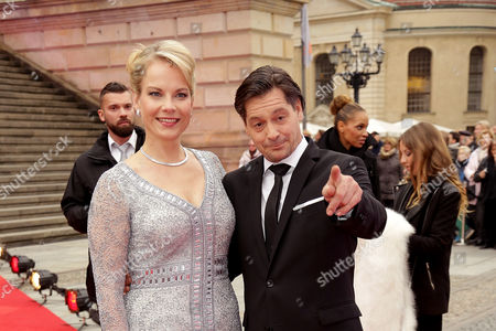Elina Garanca and Fritz Karl
