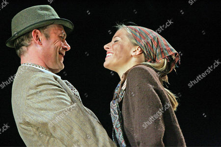 'As You Like it' at Wyndhams Theatre - Andrew Woodall, Sienna Miller