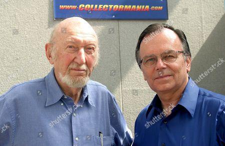 Irvin Kershner and Gary Kurtz