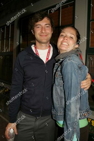 Mark Duplass and Kathryn Aselton