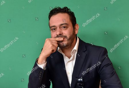 Stock Picture of Razzy Hammadi, deputy for the Socialist Party