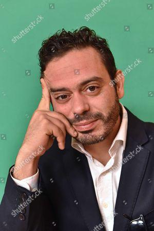 Stock Image of Razzy Hammadi, deputy for the Socialist Party