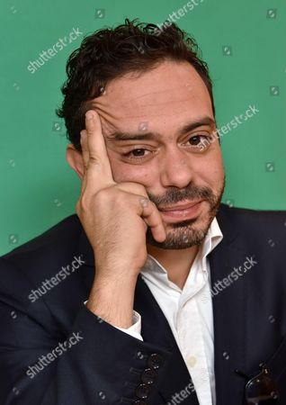 Stock Photo of Razzy Hammadi, deputy for the Socialist Party