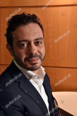 Editorial photo of Razzy Hammadi, Paris, France - 17 Oct 2015
