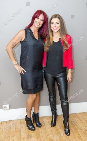 Lauren Simon and Tanya Bardsley