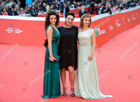 Editorial picture of 'Daughters Of Mine' screening, 10th Rome Film Festival, Italy - 18 Oct 2015
