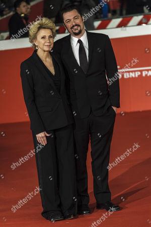 American journalist Mary Mapes and American director James Vanderbilt