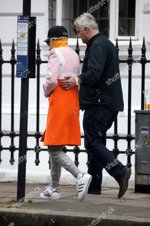 Rita Ora and her father Besnik Sahatciu