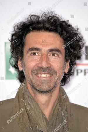 The director Laurent Laffargue