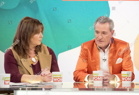 Coleen Nolan and Michael Pattemore
