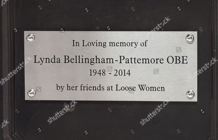 Coleen Nolan Plants the Lynda Bellingham Memorial Rose