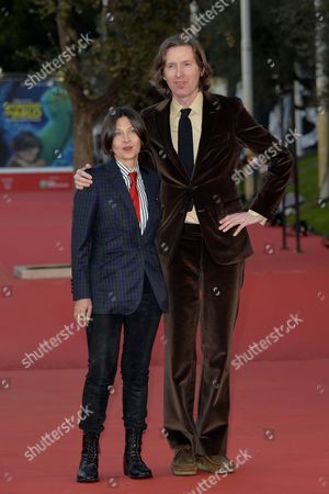 Donna Tartt and Wes Anderson