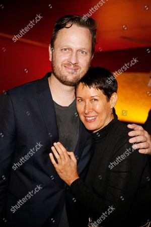 Todd Almond and Michelle Shocked