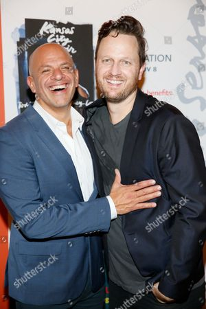 Mark Subias and Todd Almond