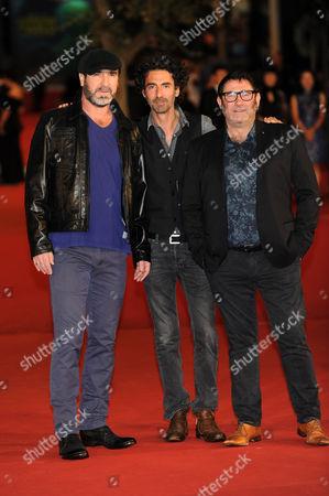 Laurent Laffargue, Eric Cantona, Sergi Lopez