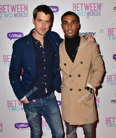 Stock Photo of Charlie Anson, Lucien Laviscount
