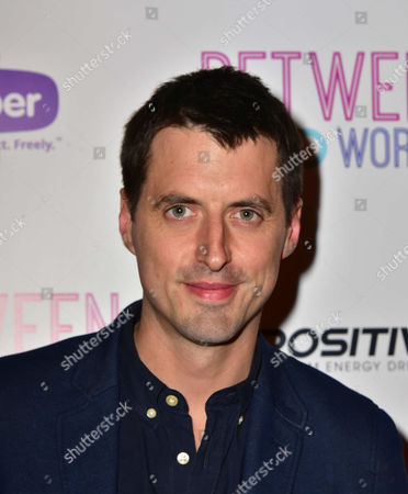 Editorial photo of 'Between Two Worlds' film premiere, London, Britain - 19 Oct 2015