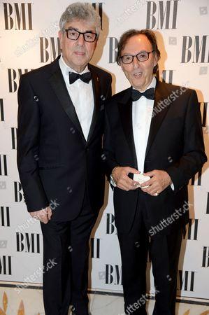 Graham Gouldman and Don Black