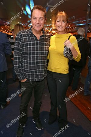 Stock Image of Brian Conley and Anne-Marie Conley