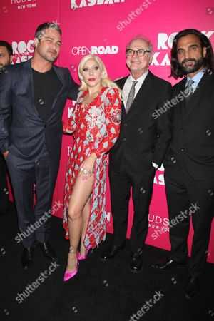 Editorial photo of 'Rock the Kasbah' film premiere, New York, America - 19 Oct 2015