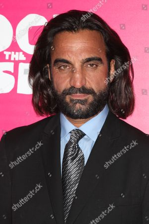 Editorial image of 'Rock the Kasbah' film premiere, New York, America - 19 Oct 2015