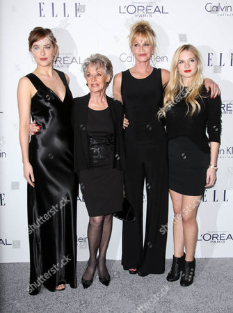Editorial photo of ELLE Women in Hollywood Awards, Los Angeles, America - 19 Oct 2015