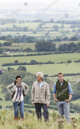 Editorial picture of 'Countrywise' TV Programme, Britain - Oct 2015